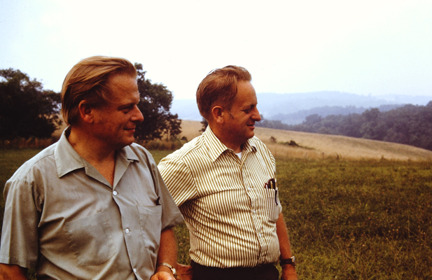 bill and lou field