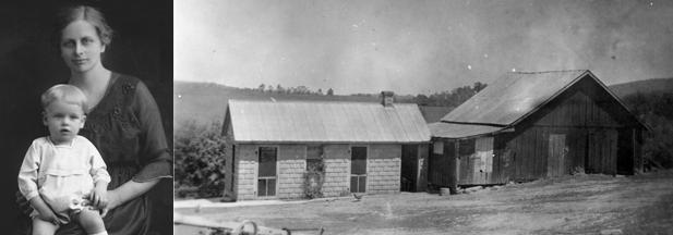 Thurston Rd Barn c1928